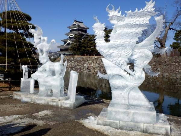 松本城氷彫 (14)
