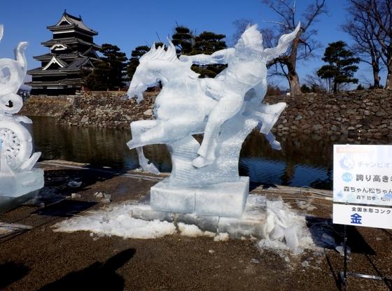 松本城氷彫 (18)