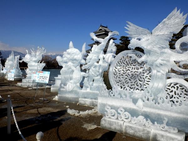 松本城氷彫 (20)