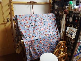 織りコーナー