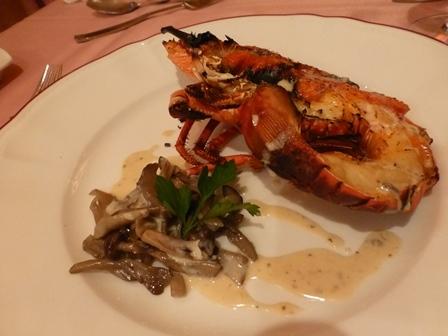 志摩地中海村夕食20