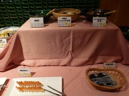 志摩地中海村朝食20