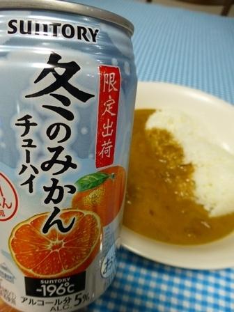 シーフードカレー伊勢海老味9