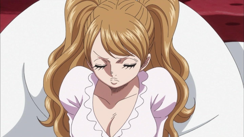 ワンピース アニメ プリン