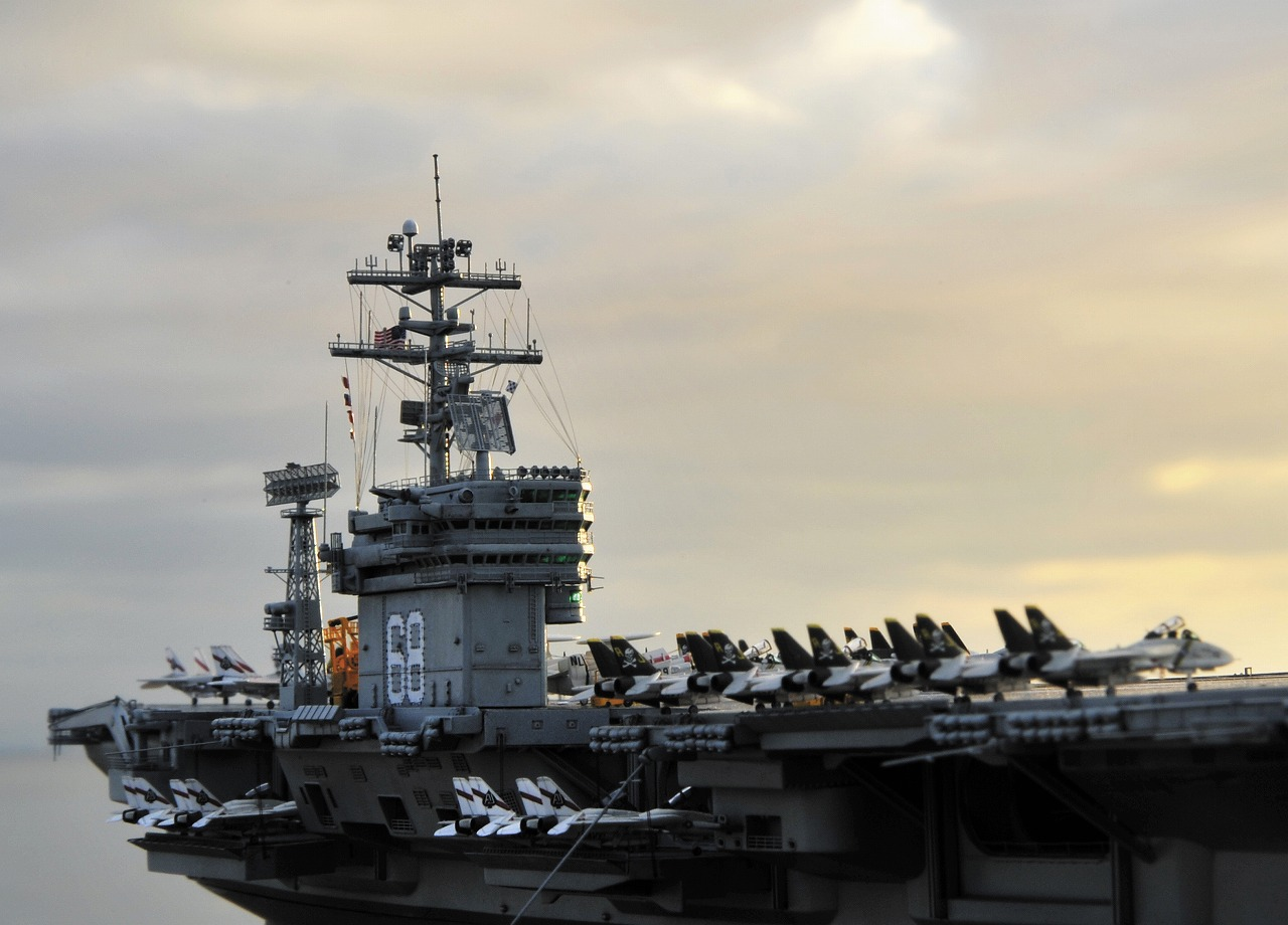s-USS Nimitz C