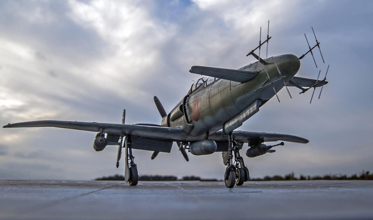 s-Kyushu J7W1 Two-Seat Night fighter 1_48 I