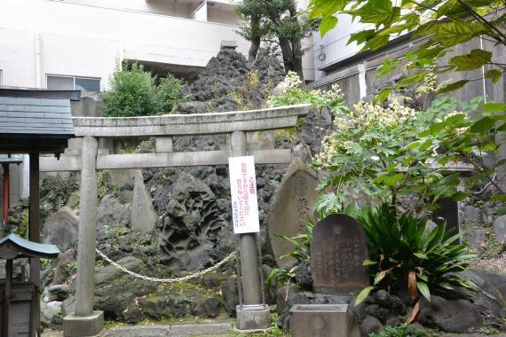 鉄砲洲稲荷神社②2014