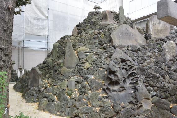 鉄砲洲稲荷神社⑤