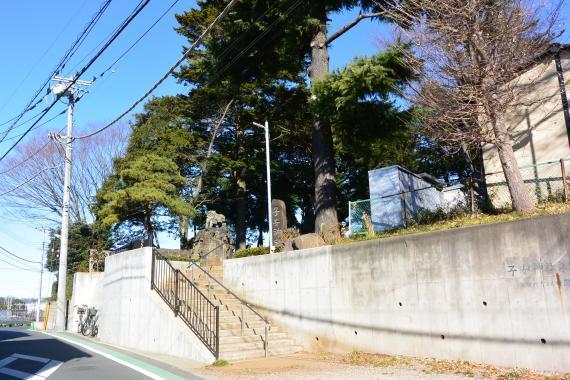 子安神社①