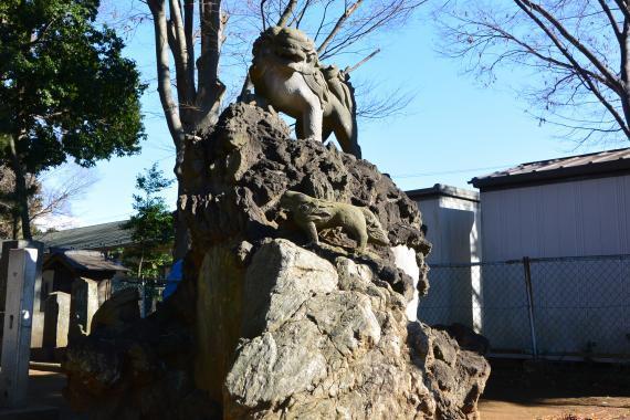 子安神社②