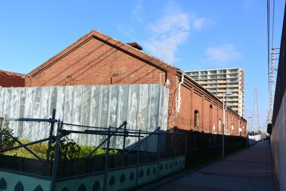 三菱煉瓦倉庫②