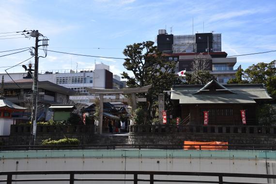 大鳥神社①