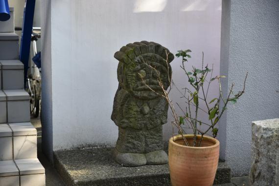 厄除不動堂⑨八幡神社