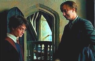 """ハリーポッター和訳「生まれた息子にテッドと名付けたんだ!君が""""名付け親""""になってくれ」"""