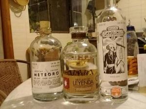 非日常を楽しむ  ~メキシコ蒸留酒、メスカル~