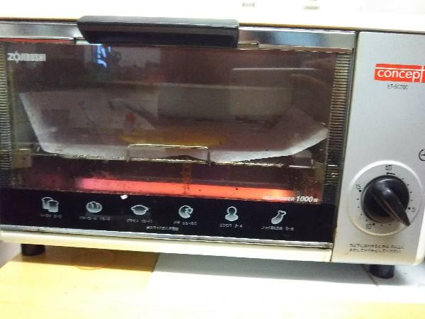 オーブントースターなら3分!すぐできるプロテインパンケーキ!