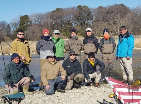 2018/2/18関東ナチュラルキャスト講習会