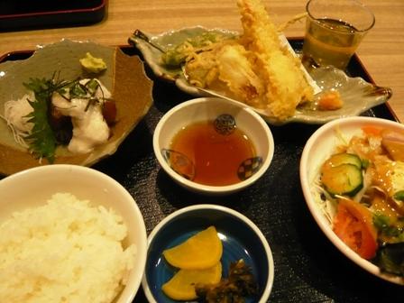 ひかり食堂:日替わりランチ1