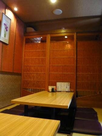 ひかり食堂:店内1
