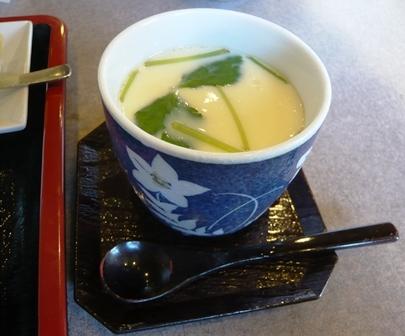秀宏:茶碗蒸し
