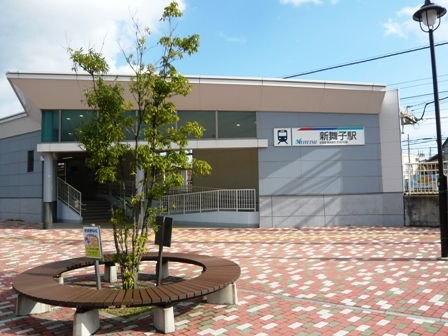 名鉄新舞子駅