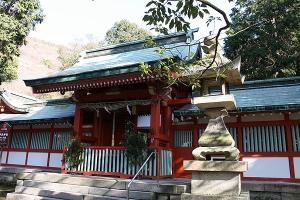 神谷神社の椿2