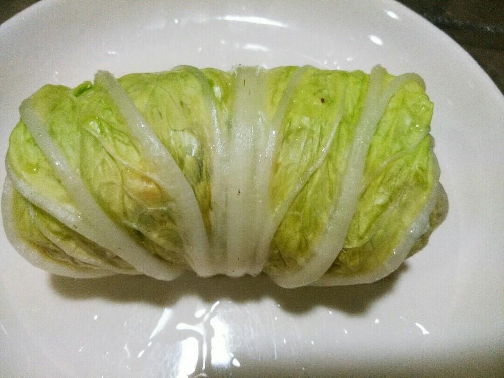 ロール白菜の作り方4