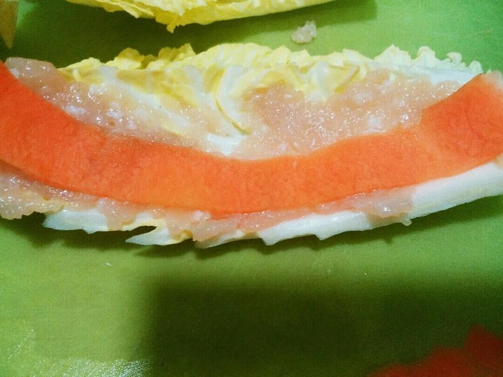 白菜のミルフィーユの作り方2