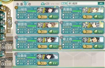 E-4西村艦隊
