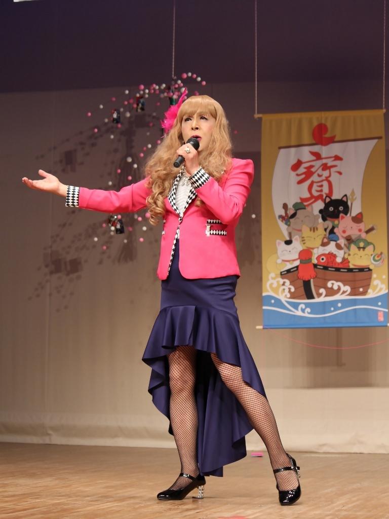 新春ピンクジャケット舞台A(5)