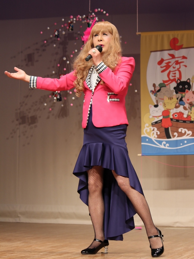 新春ピンクジャケット舞台A(6)