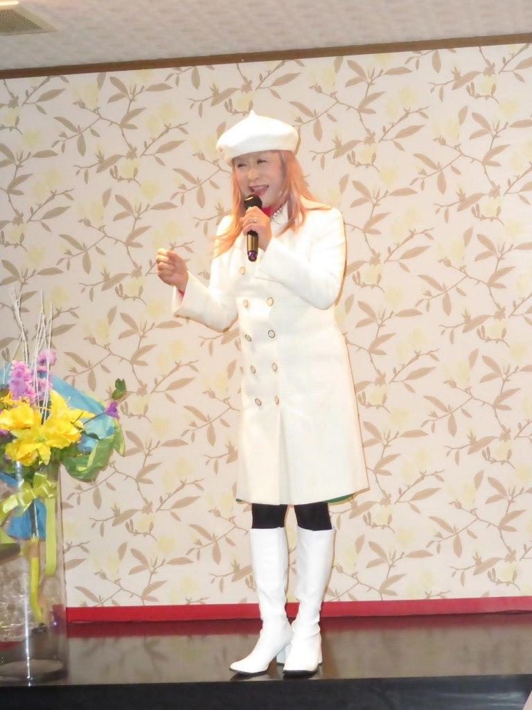 白ドレスコートカラオケ(2)