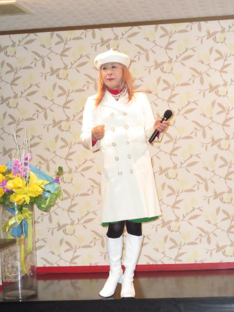 白ドレスコートカラオケ(3)