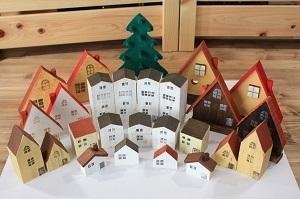 小さな木の家