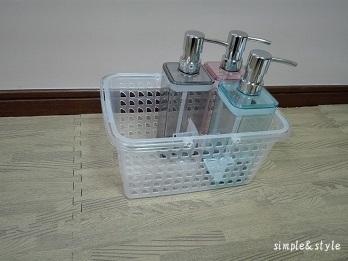 ニトリ 詰め替え容器1