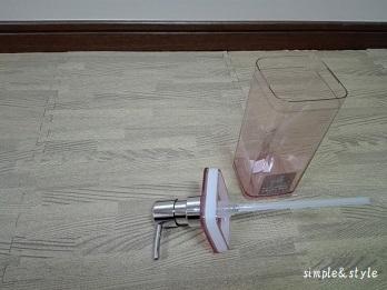 ニトリ 詰め替え容器2