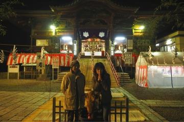 H30010103清澄寺初詣