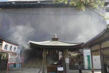 H30010607誕生寺初詣