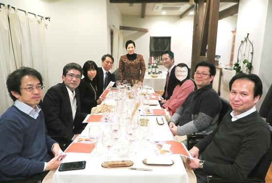2018年1月大人ワイン_集合写真