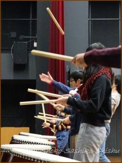 20180121  体験  5   和太鼓