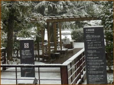 20180124  校内  5    雪の日