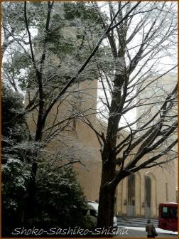 20180124  校内  7    雪の日