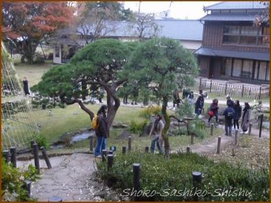20180222 細川庭園  4    細川庭園・椿山荘