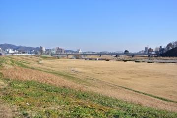 渡良瀬橋遠景