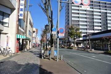 掛川駅前通り