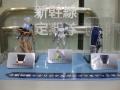 中野駅に展示されていたオリジナルカラーガンプラ