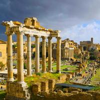 ローマの遺跡c-pixabay