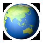 アジア地球Apple