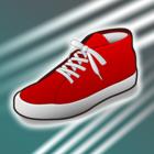 赤い運動靴emojidex
