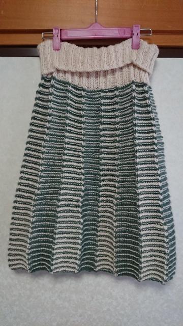 グリーンスカート